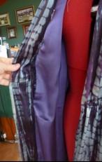 silk baili maxi lining sew