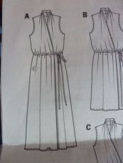 silk bali maxi pattern