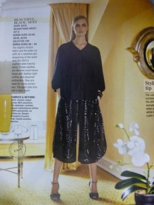 Burda Style image of Culottes