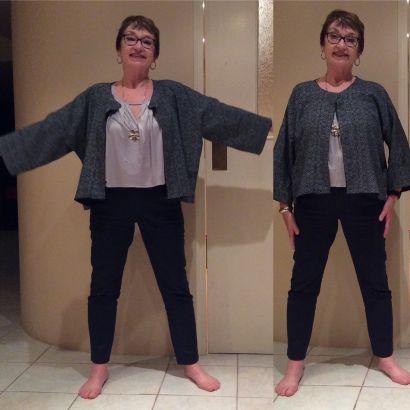 Kimono jkt remake